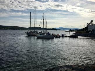 Kyle of Lochalsh harbour