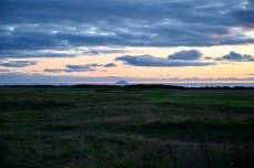 Ailsa Craig from Troon