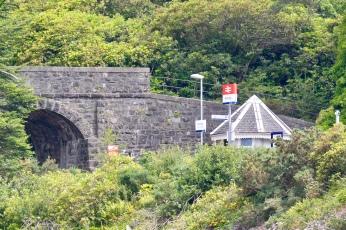Duncraig Castle request stop