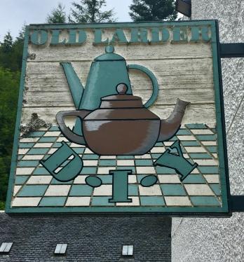 Attadale tearoom