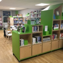 Goethe Institut library