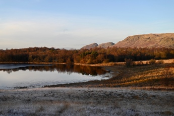 Dumgoyne from Loch Ardinning