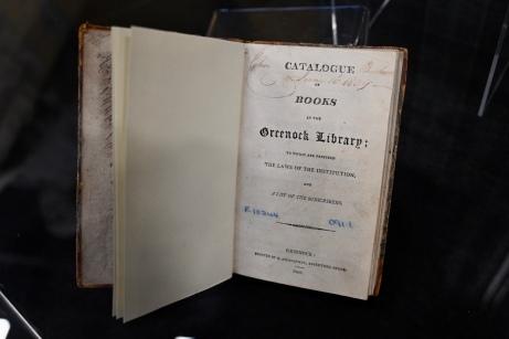 Catalogue, 1808