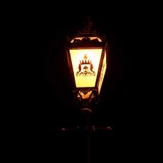 Provost's Lamp, Glasgow