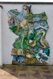 Kyleakin mural