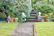 Kyleakin garden