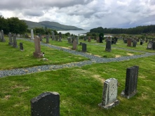 Broadford cemetery