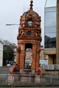 Cameron Memorial Fountain