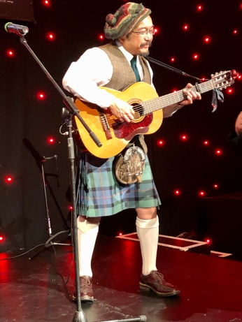 Chinese Burns Supper