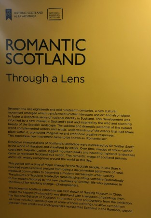 Romantic Scotland Through a Lens