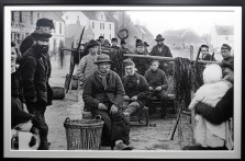 Fisherman at Stonehaven, c1890, unknown