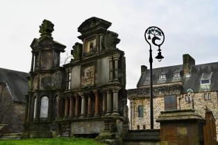 Churchyard entrance