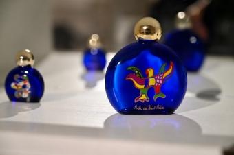 Niki de Saint Phalle perfume bottles 1982