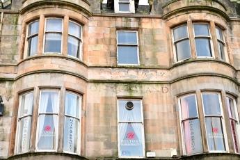 Ghost sign - Royal Bank of Scotland?