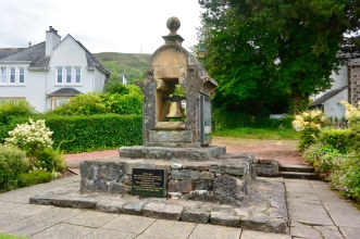 Fort William Peace Memorial