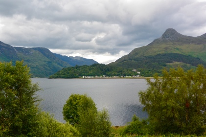 Loch Leven at Isles of Glencoe