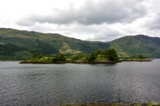 Loch Leven at Isles of Glencoe