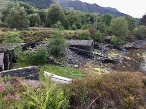 Old boatsheds