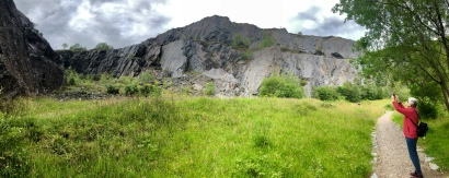 Ballachulish Quarry