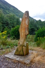 Kinlochleven sculpture