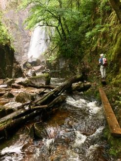 Grey Mare's Waterfall, Kinlochleven