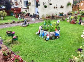 Kinlochleven garden