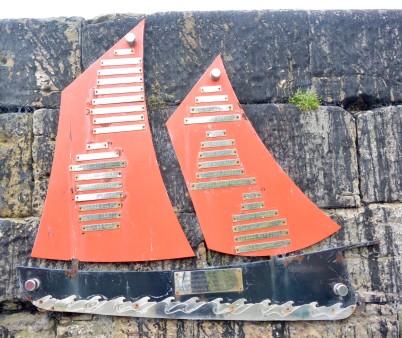 Burnmouth fishing disaster memorial