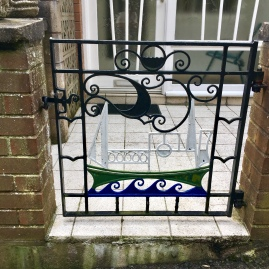 Burnmoth gate