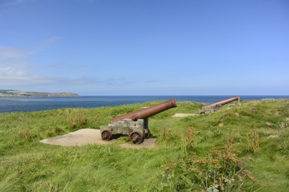 Eyemouth Fort