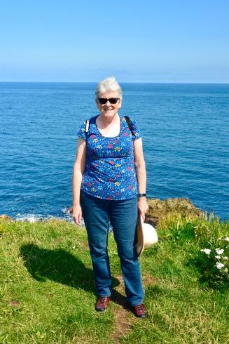 Visiting Eyemouth Fort