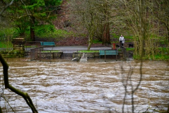 River Kelvin Feb 2020