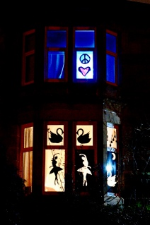 Maryhill Window Wanderland 2020