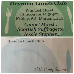 Drymen Lunch Club