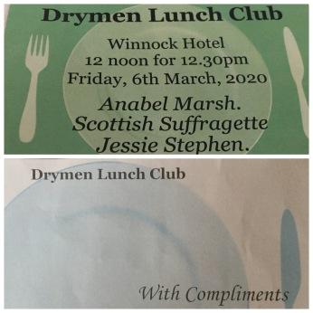 Drymen Lunch Club