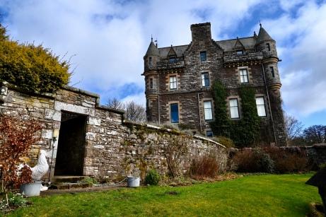 Kilbryde Castle