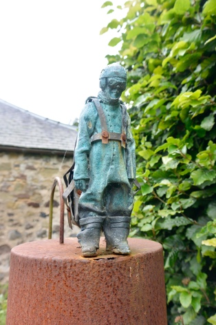 Bughtrig Garden sculpture