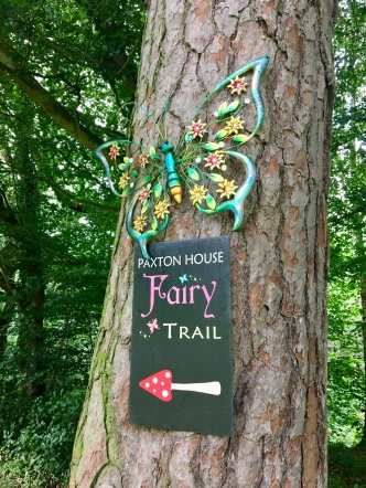 Paxton House Fairy Trail