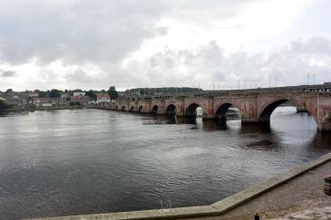 Bridges over the Tweed