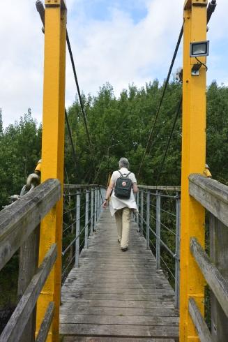 Elba Footbridge