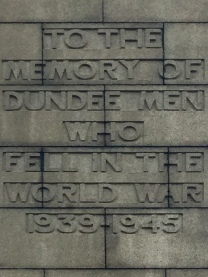 Dundee Law war memorial