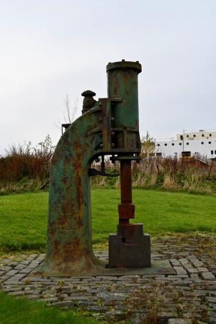 Glen & Ross Steam Hammer