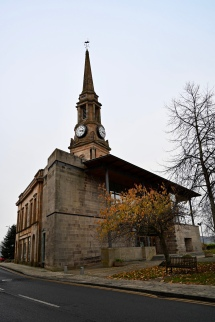 Port Glasgow Town Buildings