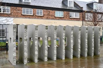 Dundee street sculpture