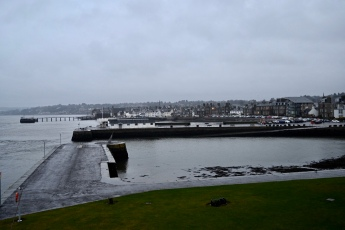 Broughty Ferry from the castle