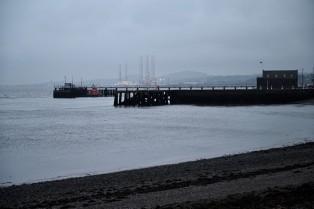 Broughty harbour