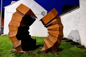Blind Johnnie's Monument