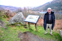 John at Loch Trool