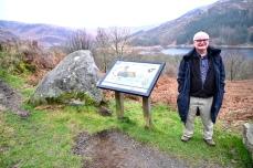 John at Loch Trool