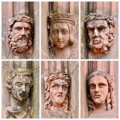 Gartnavel Royal heads