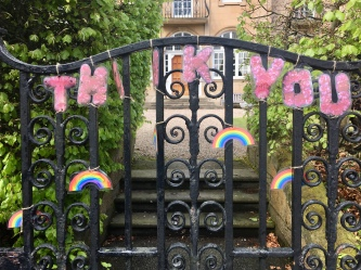 Gate thank you